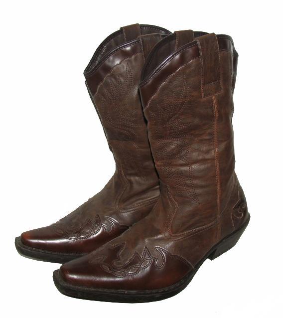 memphis herren pvc western stiefel cowboy boots in. Black Bedroom Furniture Sets. Home Design Ideas