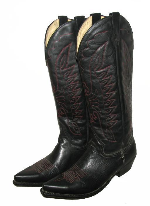 super hohe buffalo damen western stiefel cowboy. Black Bedroom Furniture Sets. Home Design Ideas